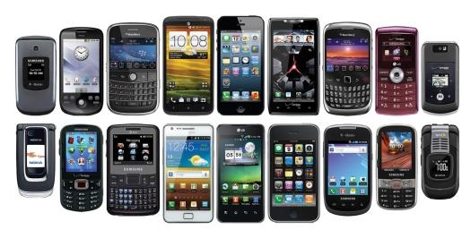 Cell-Phones--Smartphones