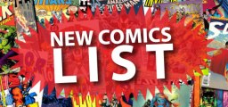 New Comics For August 10, 2016