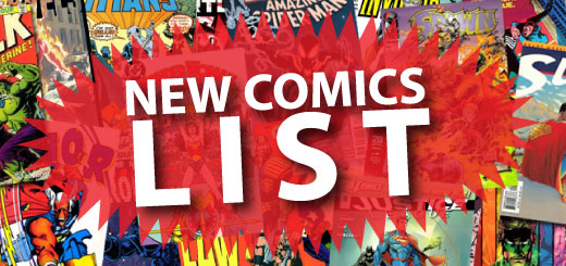 new-comics-list