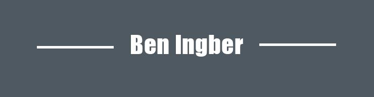 Ben Ingber