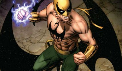 iron fist comic